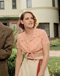 kristen stewart and cafe society image                                                                                                                                                      More