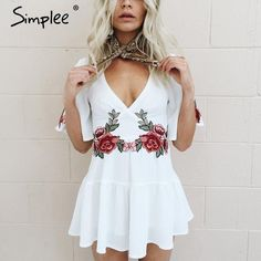 c7a72e32651 Boho Romper Kimono Playsuit Batwing Sleeves in 2018