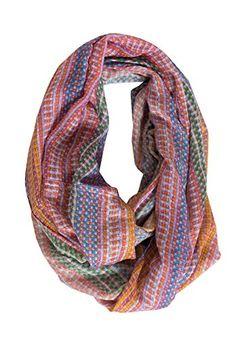 Echo Design Womens Variegated Color Scarf Infinity Scarf Echo Design http://www.amazon.com/dp/B00BBRRVS0/ref=cm_sw_r_pi_dp_6uvQvb0N8331Z