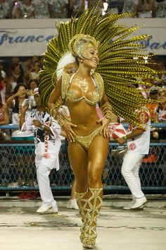 Head to Brazil and join the hottest party in the world in Rio de Janeiro. Carnaval!