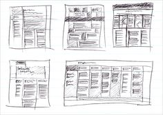 8 Best Thumbnail Sketches for Layout images in 2015