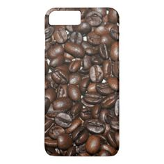 Coffee Beans iPhone 8 Plus/7 Plus Case - photo gifts cyo photos personalize