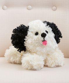 Irresistible Crochet Puppy By Michele Wilcox - Free Crochet Pattern - (ravelry)