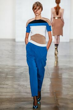 Louise Goldin | Spring 2013 Ready-to-Wear Collection | Style.com
