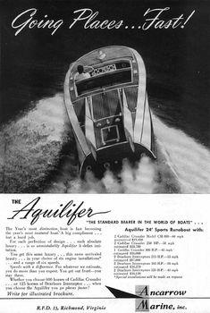 Ancarrow boats.  The Aquilifer.  #fins