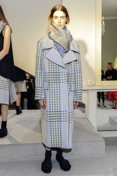 Whistles Fall 2014 Ready-to-Wear Runway - Whistles Ready-to-Wear Collection