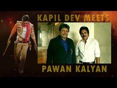 Kapil Dev Meets PowerStar Pawan Kalyan Video || Sardaar Gabbar Singh Making - YouTube