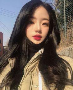One girl can change Pretty Korean Girls, Korean Beauty Girls, Cute Korean Girl, Cute Asian Girls, Beautiful Asian Girls, Asian Beauty, Pretty Asian, Pretty Girls, Ulzzang Hair