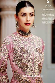 Jodha Designer Wear Salwar Kameez and Anarkali Suits for Wedding Wear-3-PakeezaAnchal.com