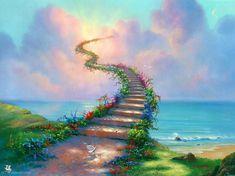 Escalera al cielo de Jim Warren