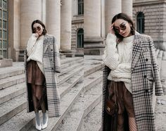 Get this look: http://lb.nu/look/8589603  More looks by Beatrice Gutu: http://lb.nu/thefashioncuisine  Items in this look:  Coat, Sweater, Shorts, Shoes, Bag   #chic #classic #elegant