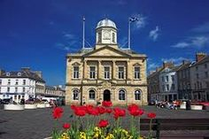 Kelso Courthouse, Kelso, Scotland