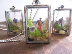 My Very Own Little Zombie,  I Will Name him Fred....Zombie Terrarium Miniature Zombie Pets Undead Walking Dead Zombie Apocalypse Stuff on Etsy, 33,71 €