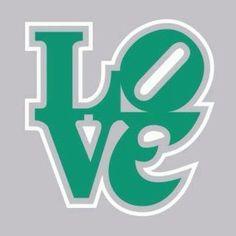 Philadelphia Eagles love.