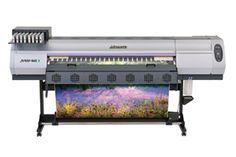 Mimaki presenta la nueva tinta látex LX101 para las impresoras JV400LX en la feria FESPA 2013