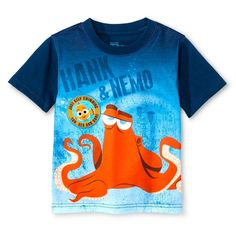 Toddler Boys' Finding Dory Short Sleeve T-Shirt