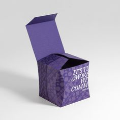 Serving Curved Corner Box for #mockupmonday feat. faceted edges for a softer feel. #packaging