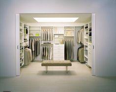 Bedroom Closets, Modern Closet