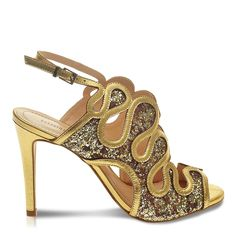 Roberto Durville Paris Women's Leather Heeled Sandals * Check this awesome product by going to the link at the image.