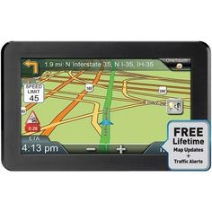 """MAGELLAN RM9416SGLUC RoadMate(R) 9416T-LM 7"""" GPS Device with Free Lifetime Maps & Traffic Updates"""