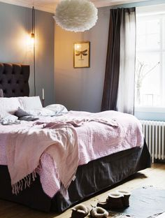 Jurnal de design interior: Romantic pastelat în Jonsered, Suedia