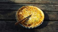 Heavenly quiche