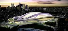 El estadio olímpico de Tokyo 2020 será el más caro de la historia