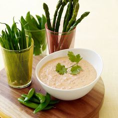 Weight Watchers Sour Cream and Roasted Red Pepper Dip: 2 Points+