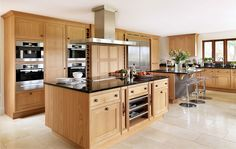 Smallbone of Devizes | Oak Kitchen Furniture Collections | Oak Kitchen Designs