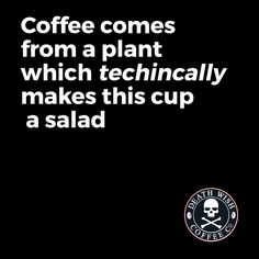 Yes, it does! Coffee Wine, Coffee Talk, Coffee Is Life, I Love Coffee, Coffee Drinks, Coffee Shop, Coffee Mugs, E Cards, Miele Coffee Machine