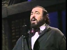 Pavarotti on Letterman Music Genre, Try Again, Youtube, Youtubers, Youtube Movies