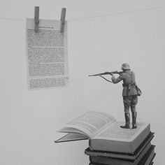 The Execution of a Paper.   By @yorch_miranda Photographer Needed, Paper Cutting, Paper Art, Miniatures, Pretty, Instagram Posts, Inspiration, Photomontage, Biblical Inspiration