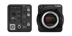 Canon's New Camera