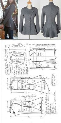 Amazing Sewing Patterns Clone Your Clothes Ideas. Enchanting Sewing Patterns Clone Your Clothes Ideas. T Shirt Yarn, T Shirt Diy, Diy Clothing, Sewing Clothes, Sewing Shirts, Clothing Websites, Women's Clothes, Diy Fashion, Ideias Fashion