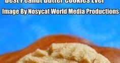 Here is a recipe for what is truly the best Peanut Butter Cookie your ever going to taste in your life. As you can see in the photo these ...