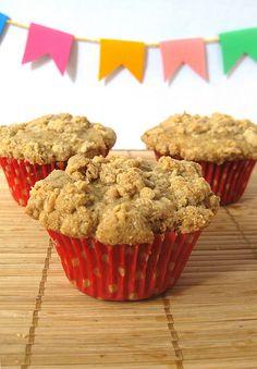 Cupcakes de Paçoca  Lembrancinhas e Festas: Aniversário com tema festa junina