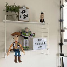 My Shelf/IKEA/子供部屋/北欧/北欧インテリア/海外風インテリア...などのインテリア実例 - 2018-04-19 08:17:37 | RoomClip (ルームクリップ)