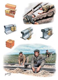 E:Acts of Sabotage. Military Tactics, Military Humor, Military Weapons, Military Art, Military History, Ww2 Bomb, Military Divisions, Military Engineering, War Photography