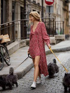 Walk Me Home Dress Set