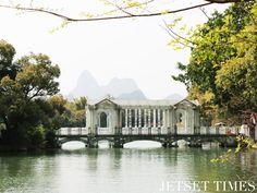 The beautiful Glass Bridge in Guilin, China.  #china #chinatravel #travelphotography #asia #asiatravel #traveldestinations
