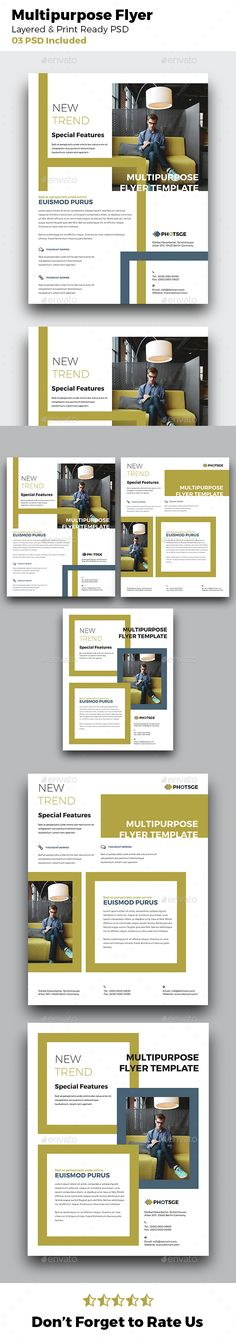 Multipurpose Flyer, ads, advertising, agency, business, business flyer, clean, company, corporate, creative, design, elegant, flyer, fresh, graphic, marketing, modern, multipurpose, poster, print, professional, promotion, psd, technology, template