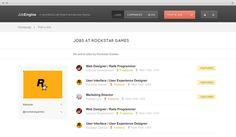 JobEngine. Wordpress premium job board theme from Engine Themes.