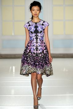 Temperley London Spring 2014 Ready-to-Wear Collection Photos - Vogue