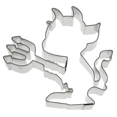 German Made Cookie Cutters - DP! Little Devil Cookie Cutter Cake Accessories, Baking Accessories, Cake Decorating Supplies, Decorating Tools, Halloween Cookies, Halloween Treats, Biscotti, Cupcake Cookies, Cupcakes