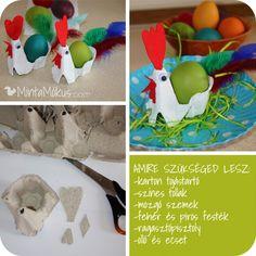 kakas tojástartó mixx hu Mi is megalkottuk: Kakas tojástartó!