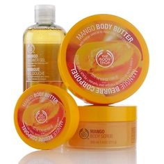 The Body Shop- products never tested on animals