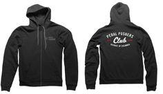PPC Membership Hoody Club Usa, Pedal Pushers, Hoody, Cool Bikes, Design Trends, Cool Stuff, Sweatshirts, Cotton, T Shirt