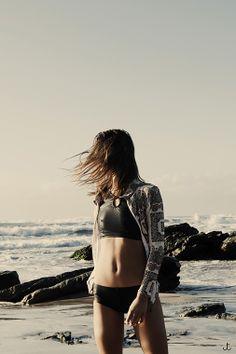 #tallow #wetlook #revolverashshirt #surfergirl