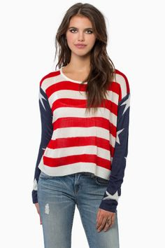 God Bless America Sweater will buy this when available again..