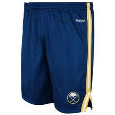 NHL Buffalo Sabres Rookie II Short, Large , Navy Blue by Reebok. $14.00. Buffalo Sabres Navy Rookie II Mesh Short